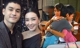คิดถึง 12 ปีที่แล้ว! นุ่น วรนุช แชะภาพคู่พระเอกรุ่นน้อง เก้า จิรายุ