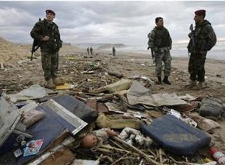 หน่วยกู้ภัยค้นหาผู้เสียชีวิตและกล่องดำของเครื่องบินเอธิโอเปีย