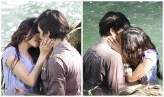 หลุด ณเดชณ์ จูบสาวในน้ำ