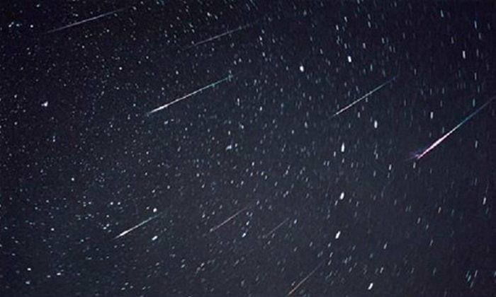 รอดูฝนดาวตกเจมินิดส์ คืนนี้ 80-100 ดวงต่อชั่วโมง