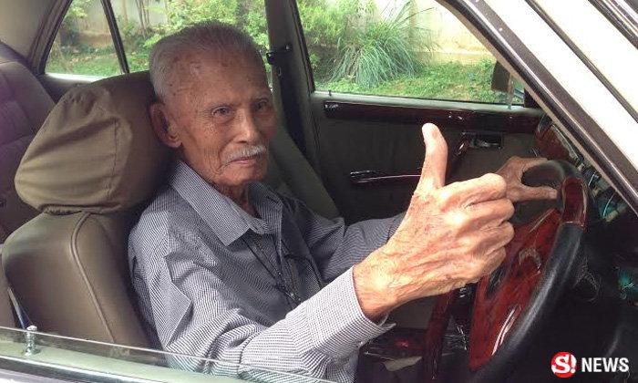 พิษณุโลกฮือฮา อดีตนายอำเภอคนแรก อายุครบ 100 ปี ยังแข็งแรงดี