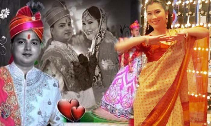ตา สุรางคณา แต่งงานสุดอลังการกับหนุ่มอินเดีย อายุห่าง 10 ปี