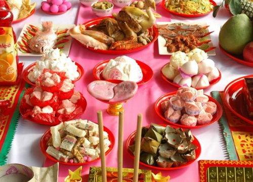 อาหารเซ่นไหว้วันสารทจีน