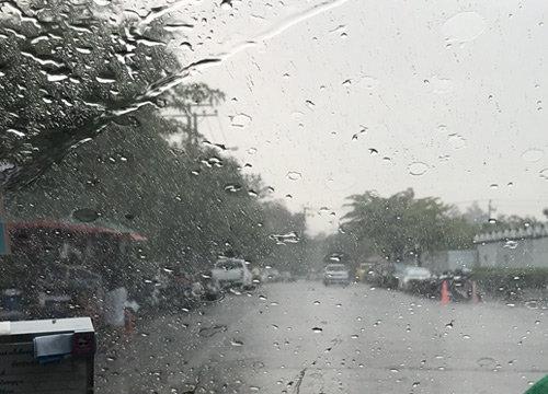 ไทยตอนบนร้อนจัด-กทม.มีฝนร้อยละ10