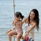 ปู มัณฑนากับลูกสาว