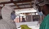 ไลบีเรีย รื้อที่เก็บกระดูกเหยื่ออีโบลา