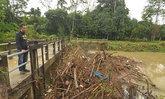 พัทลุงฝนตกหนักน้ำป่าหลากเร่งสำรวจเสียหาย