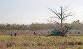 ช้างป่าเขาอ่างฤาไนเดินสายทำลายกระท่อมชาวบ้าน