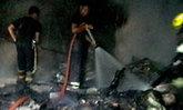 จนท.คุมเพลิงไหม้บ่อขยะกบินทร์บุรีได้แล้ว