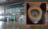 ผู้โดยสารแฉ รับไม่ได้ห้องส้วมสนามบินกระบี่ บันไดเลื่อน-ลิฟต์เสีย