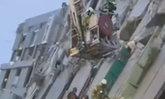 เหยื่อดินไหวไต้หวันสูงเกือบร้อยหาอีก30สูญหาย