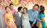 ภาพน่ารัก 3 คู่ชู้ชื่นในงานแต่ง พัตเตอร์ น้องชายแพนเค้ก