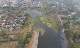 ลพบุรีแม่น้ำบางขามแห้งแล้งหนักสุดใน20ปี