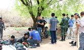ปราจีนฯจับ28เขมรเตรียมลอบตัดไม้พะยูง