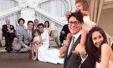 น้องไลลา น่ารักขโมยซีน งานแต่งโอปอล์ หมอโอ๊ค