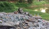 ชาวขอนแก่นวอนมือดีทำลายรูปปั้นพญานาครับผิดชอบ
