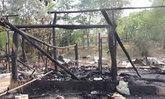 สุดเศร้า หลานกตัญญู 10 ขวบ ลากย่าหนีไฟไหม้ สุดท้ายถูกคลอกดับคู่
