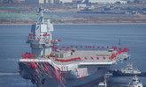 จีนตัดสินใจสร้างเรือบรรทุกเครื่องบินเองลำแรก