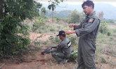 ลพบุรีเจอระเบิด8ลูกโร่แจ้งเจ้าหน้าที่ทำลายทิ้ง