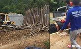 โศกนาฏกรรมซ้ำรอย คนงานล้างถังเก็บน้ำ ขาดอากาศ 3 ศพ