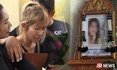 เผาทั้งน้ำตา เหยื่อสาวฆ่าหั่นศพ แม่เป็นลมคาเมรุ-สาปแช่งฆาตกร