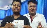 โชคหล่นทับ! หนุ่มกัมพูชาถูกล็อตเตอรี่รางวัล 1 รับเบาๆ 6 ล้าน