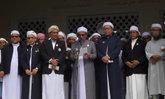 มุสลิมปัตตานี3พันคนละหมาดขอความสงบสุข