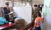 โจรลพบุรีแสบขโมยอาหารสดในตู้เย็นบ้านทหาร