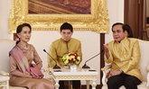 นายกฯเผยไทยพร้อมร่วมมือสนับสนุนเมียนมาทุกด้าน