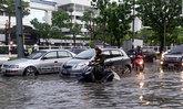 กทม.หารือสื่อรายงานสถานการณ์น้ำท่วม