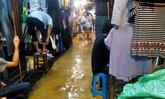 ฝนตกหนักทั่วกรุงเทพฯ-ปริมณฑล ตลาดสวนจตุจักรน้ำท่วมขัง