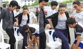 ผิดคิว!นาตาลีปณาลีข้อเท้าพลิกระหว่างคิวบู๊