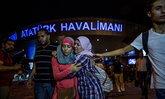 เปิดคลิปวินาทีระเบิดฆ่าตัวตายสนามบินในตุรกี ตาย 50 เจ็บอื้อ