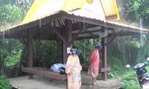 อุตุฯเผยไทยยังมีฝนต่อเนื่องตกหนักบางแห่งกทม.60%