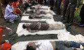 อุบัติเหตุสลด กระบะพุ่งข้ามเลนประสานงา 6 ล้อ ดับยกครัว 6 ศพ