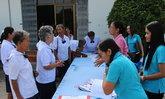 ตำบลสนมสุรินทร์เปิดโรงเรียนผู้สูงวัยรุ่นที่1
