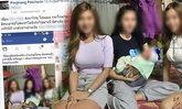 วอนหยุดแชร์ภาพ 3 สาวสวยตกยาก ที่แท้ไปทำบุญช่วยทารก