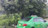 ชายขับแท็กซี่เครียดป่วยผูกคอดับใต้ต้นไม้