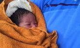 พบทารกเพศชายถูกทิ้งหน้าสำนักสงฆ์ราไวย์