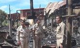 ผู้ว่าฯสุโขทัยเร่งช่วยเหลือ4ครอบครัวโดนไฟไหม้