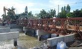หนองบัวลำภูน้ำลดระดับเร่งตั้งสะพานแบริ่ง