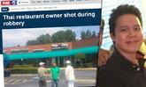 ฆ่าชิงทรัพย์โหด หนุ่มวัย 34 เจ้าของร้านอาหารไทยที่อเมริกา