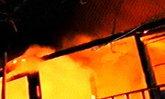 ไฟไหม้ตึกแถว2ชั้นตลาดโพธารามไฟคลอกดับ2