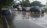 พบกลุ่มฝนเล็กน้อยในกทม.รฟม.แจ้งปิดถนนเพิ่ม
