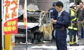เกิดเหตุระเบิดที่ญี่ปุ่น 3 ครั้งซ้อน คาดเฒ่ากดบึ้มพลีชีพ