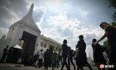 10 วันสักการะพระบรมศพ ปชช.แห่ถวายอาลัยเกือบล้านคน