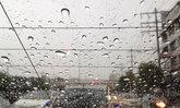 พบกลุ่มฝนกระจายตอนบนของกทม.มีนบุรี31มม.