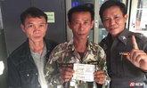 เจ้าหน้าที่พิทักษ์ป่าดวงเฮง ถูกรางวัลที่ 1 รับเงิน 6 ล้านบาท