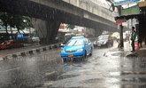 อุตุฯเตือนเหนืออีสานกลางตอ.ใต้มีฝนต่อเนื่องกทม.80%
