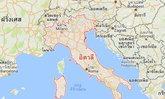 อาฟเตอร์ช็อกซ้ำอิตาลีกว่า200ครั้ง-พบดับ1ราย